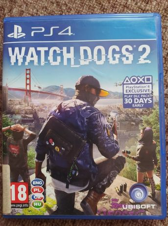 The Watch Dogs II PS4