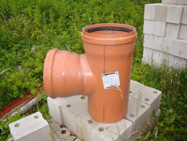 Trójnik kanalizacyjny 315