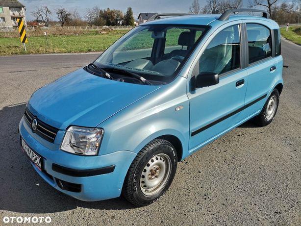 Fiat Panda *climatronic* prosto z Niemiec **zarejestrowany**