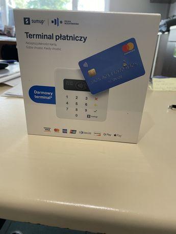 Terminale płatnicze SUMUP nowe