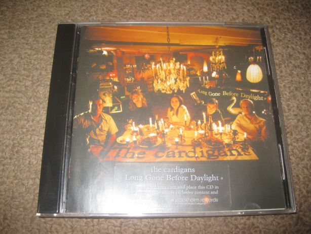 "CD dos The Cardigans ""Long Gone Before Daylight"" Portes Grátis!"