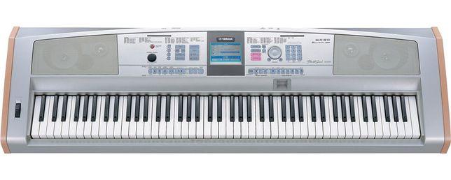 Цифровое пианино, синтезатор Yamaha DGX-505