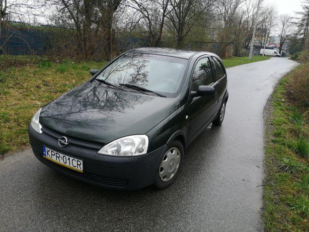 Opel Corsa C 1.0 Gaz sekwencja Długie opłaty