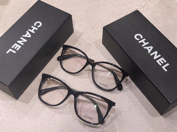 Чёрные женские очки от Chanel! Оригинал!