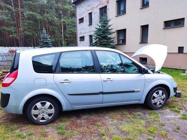 Sprzedam Renault JM Megane Scenic 2004