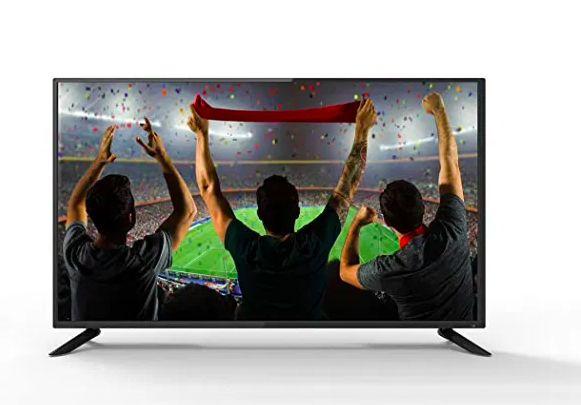 """AKAI 40"""" Led TV AKTV390T FS Full HD czarny HDMI USB funkcja hotelowa"""