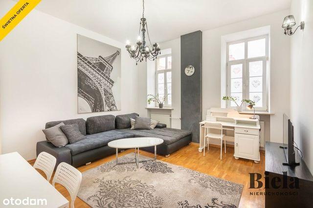 Przytulne mieszkanie 50m2, 2 pok + nyża w Rynku