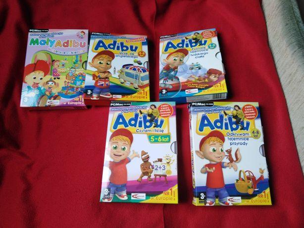 Adibu gry edukacyjne na pc-mac