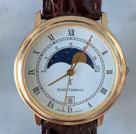 Relógio Emilio Carducci - Swiss Made