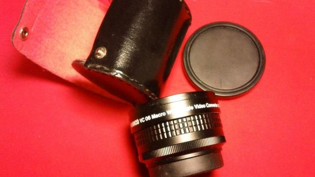 Objetiva Macro (Conversor) VIVANCO 52mm