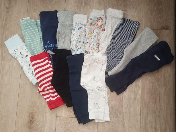 Spodnie pół śpiochy