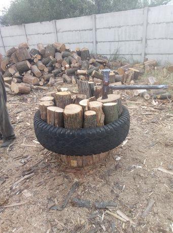 Колка дров быстро