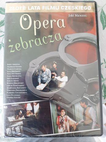 Opera żebracza Kino czeskie Złote lata DVD kolekcjonerski nowe