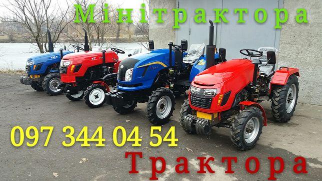 Трактора (минитрактора)
