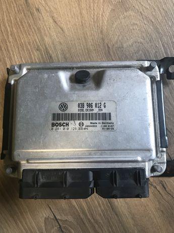 Блок управления двигателем Bosch ( мозги) Фольксваген 038 906 012 G