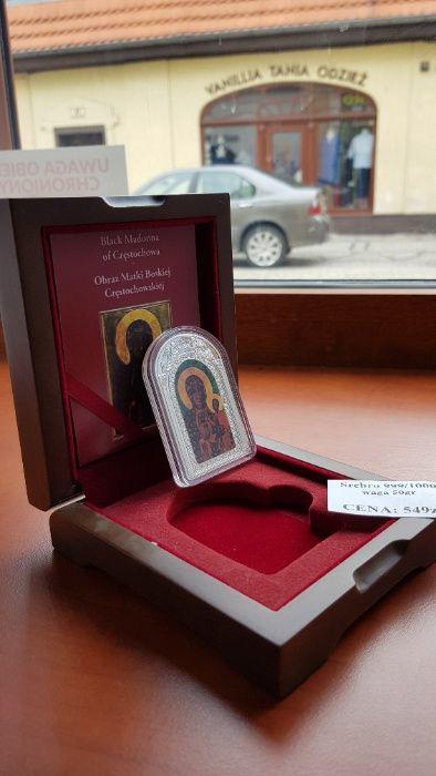 Obraz matki Boskiej Częstochowskiej Pr.999/W.50G Jelenia Góra - image 1