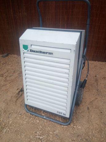 Pochlaniacz wilgoci Dantherm cdt50 osuszacz budowlany powietrza