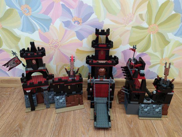 Замок Лего Темная крепость Владека 8877