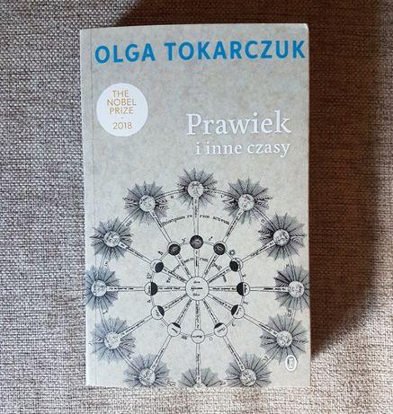 """Prawiek i inne czasy"" Olga Tokarczuk"