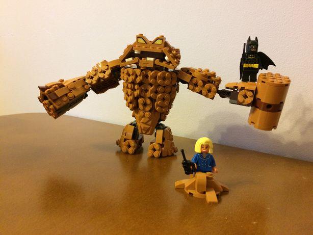 Lego Batman Movie Atak Clayface'a 70904