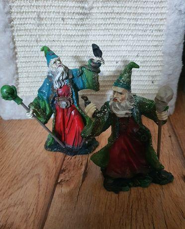 Magia czarodzieje figurki