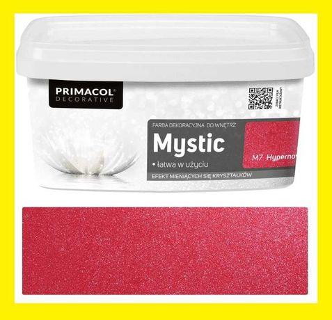 Farba Mystic 1 l Dekoracyjna Tysiące iskrzących drobinek do wnętrz !