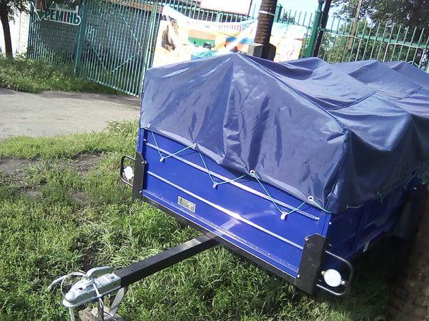 Легковой прицеп Лев 25 Кременчугского завода по ценам производителя