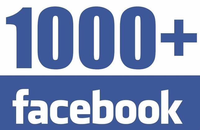 Накрутка Facebook   Подписчики, лайки   Раскрутка