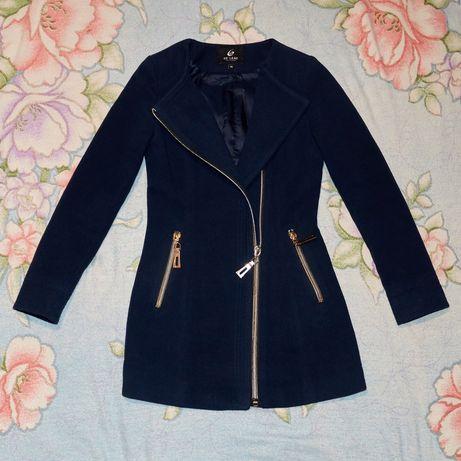 Утепленное пальто/тренч s / 42р + пуховик в подарок
