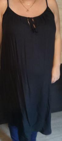 Nowa sukienka XL rozm 46 h&m z matką papierowa