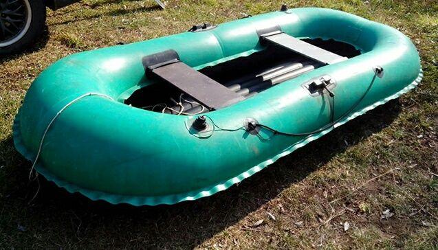 Надувная лодка  Нырок-21