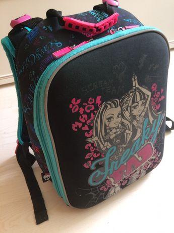 Рюкзак школьный Kite Monster high для девочки