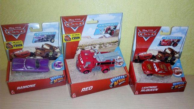 Машинки функциональные Тачки дисней Cars Disney Pixar оригинал