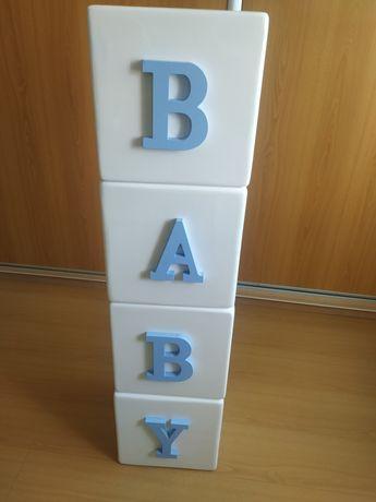 Cubos personalizados
