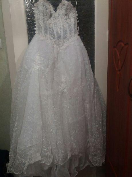 Свадебное платье б у