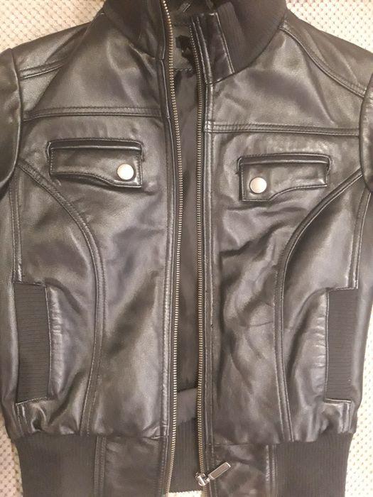 Продам кожанную куртку Одесса - изображение 1