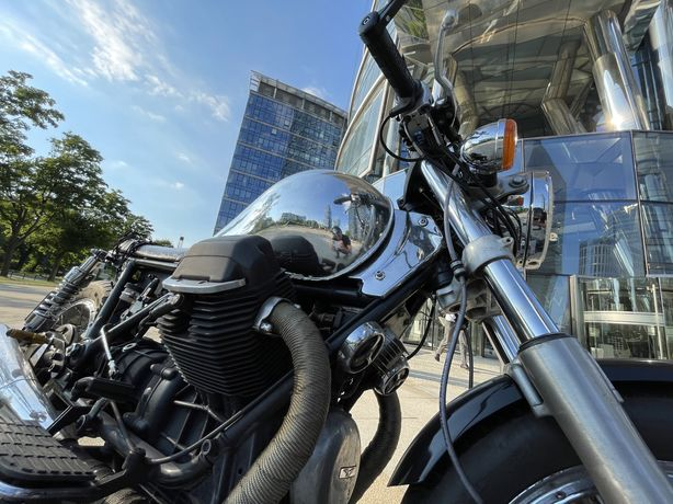 Moto Guzzi California 1100 custom