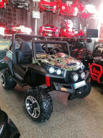 Największy 2 osobowy pojazd 4x4 na akumulator dla dzieci sklep!!!