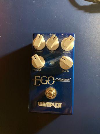 Pedal Guitarra Wampler Ego Compressor