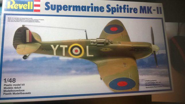 Revell Модель 1\72  S.E.5 Sopwich Supermarine 1\48