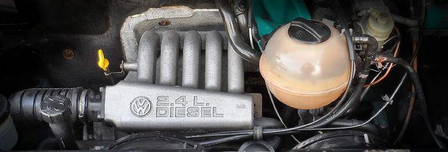 разборка шрот розборка transporter t4 2.4 aab мотор двигатель торсион
