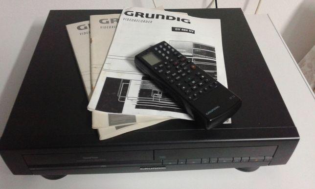 Video VHS Grundig GV 404 SV.
