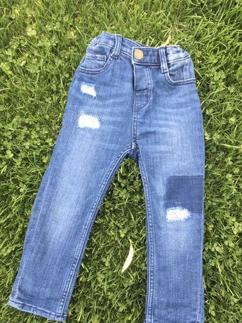 Продам джинси h&m 92 (1-2года)