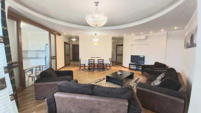Красивая двухспальниевая квартира в Гранд Парке
