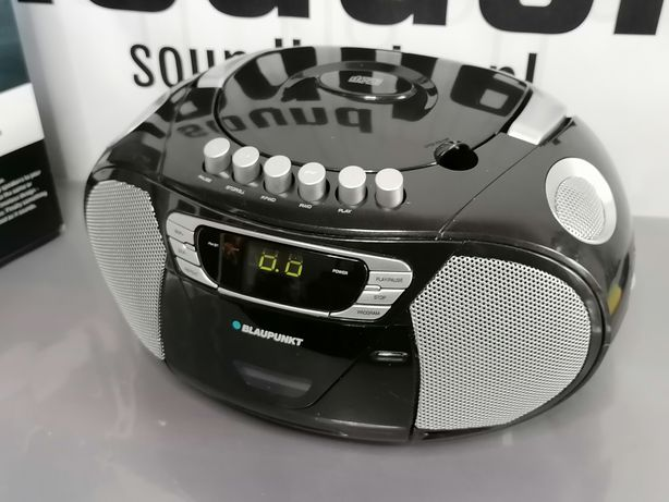 Blaupunkt EXP B 5000 radio magnetofon kasetowy odtwarzacz CD boombox