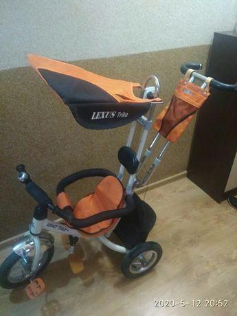 Продам дитячий велосипед...