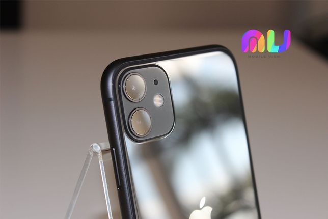 iPhone 11 128GB Preto A Garantia 12 meses - Desbloqueado