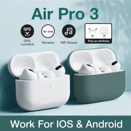 AirPods Pro 3 (IOS, Android)