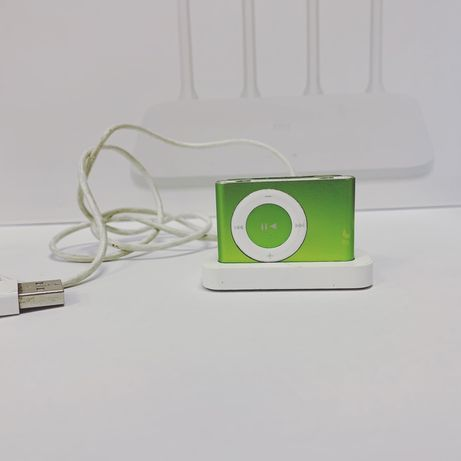 Apple iPod shuffle 2Gen 1GB Light green Оригинал!