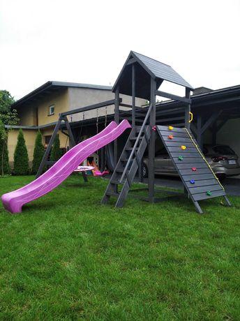 WYPRZEDAŻ Drewniany Place zabaw dla dzieci Zapraszamy